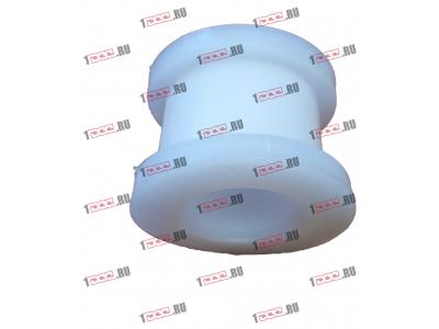 Втулка фторопластовая (передняя, кабина AZ1642430263) H2/H3 HOWO (ХОВО) AZ1642430261 фото 1 Тюмень
