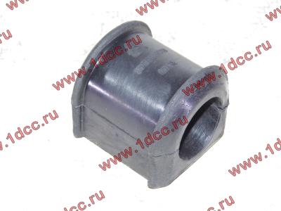 Втулка резиновая для переднего стабилизатора (к балке моста) H2/H3 HOWO (ХОВО) 199100680068 фото 1 Тюмень