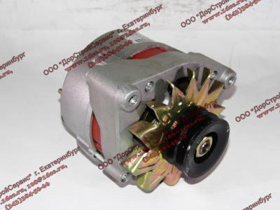 Генератор 28V/55A WD615 (JFZ2150Z1) H2/SH WP10 HOWO (ХОВО) VG1500090010/VG1560090010 фото 1 Тюмень