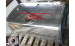 Бак топливный 400 литров алюминиевый F для самосвалов фото Тюмень