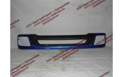 Бампер FN3 синий самосвал для самосвалов фото Тюмень