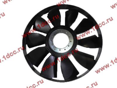 Вентилятор радиатора на гидромуфту d-590 H HOWO (ХОВО) VG1500060047 фото 1 Тюмень