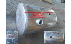 Бак топливный 380литров круглый H2/H3