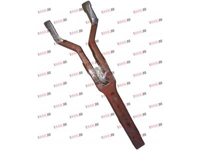 Вилка выжимного подшипника 430 H HOWO (ХОВО) JS180-1601021-2 фото 1 Тюмень