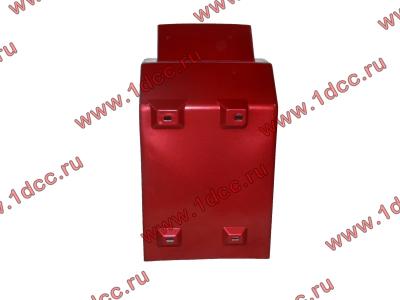 Брызговик передней оси правый H2 красный HOWO (ХОВО) WG1642230004 фото 1 Тюмень