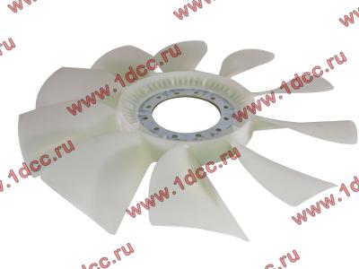 Вентилятор радиатора (на гидромуфту) без кольца d-590 H HOWO (ХОВО) 61500060131 фото 1 Тюмень