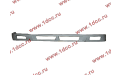 Бампер SH F2000 белый нижний узкий 18см DZ9112930230