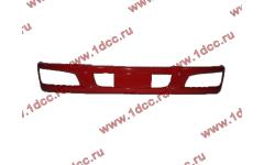 Бампер F красный пластиковый для самосвалов фото Тюмень