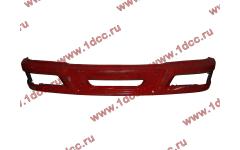 Бампер FN2 красный самосвал для самосвалов фото Тюмень