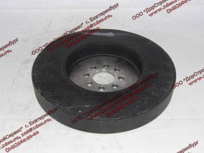 Амортизатор коленвала (демпфер) H HOWO (ХОВО) VG1540020003 фото 1 Тюмень