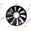 Вентилятор радиатора на гидромуфту d-590 H HOWO (ХОВО) VG1500060047 фото 2 Тюмень