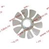 Вентилятор радиатора (на гидромуфту) без кольца d-590 H HOWO (ХОВО) 61500060131 фото 2 Тюмень