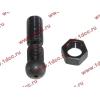 Болт регулировочный клапана с гайкой H2/H3 HOWO (ХОВО) VG14050010 фото 2 Тюмень