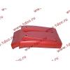 Брызговик передней оси правый H3 красный HOWO (ХОВО) WG1642230104 фото 3 Тюмень