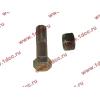 Болт M12х40 карданный с гайкой H2/H3 HOWO (ХОВО)  фото 3 Тюмень