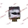 Генератор 28V/55A WD615 (JFZ255-024) H3 HOWO (ХОВО) VG1560090012 фото 3 Тюмень