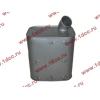 Глушитель квадратный H HOWO (ХОВО) WG9725540002 фото 3 Тюмень
