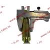 Болт крепления переднего стабилизатора с гайкой H2/H3 HOWO (ХОВО) 199100680069 фото 3 Тюмень