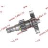 Вал промежуточный длинный с шестерней делителя КПП Fuller RT-11509 КПП (Коробки переключения передач) 18222+18870 (A-5119) фото 4 Тюмень