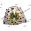 Генератор 28V/55A WD615 (JFZ255-024) H3 HOWO (ХОВО) VG1560090012 фото 6 Тюмень